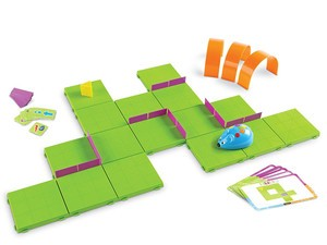Teach your kids to code with this $30 Learning Resources Code & Go Robot Mouse set