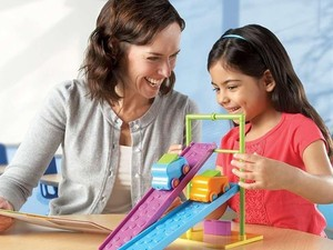 Have fun and learn at the same time with this $8 STEM activity set