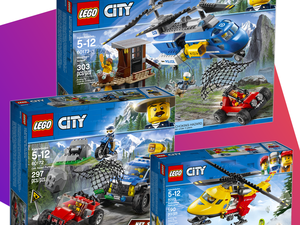 These 2018 Lego City sets are 20% off at Walmart for a limited time