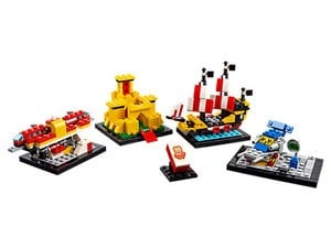 Here's how to get the limited-edition 60 Years of the Lego Brick set