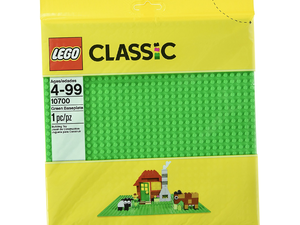Display your Lego creations with this $6 Classic Green Baseplate