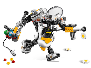 Add to your Lego Batman collection with the $24 Egghead Mech Food Fight Building Kit