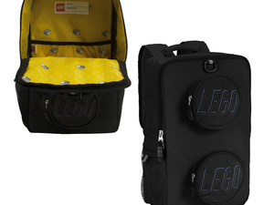 Show off your love of Lego on-the-go with the $37 Lego Brick Backpack