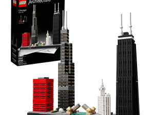 Bring Chicago back home with this $30 Lego Architecture Skyline set