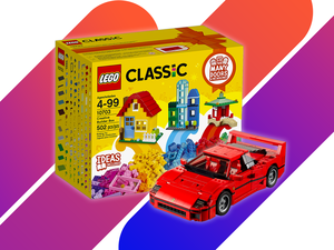 Amazon's taking up to 30% off Lego sets today!