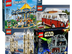 Save 15% on the new or discontinued Lego set of your choice today only at eBay