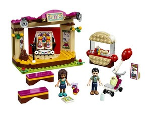 Spend a rainy day building this $20 Lego Friends Andrea's Park Performance kit