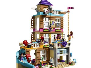 This $56 Lego Friends Friendship House comes with so many things