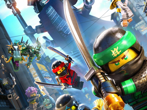 Download The Lego Ninjago Movie in Digital HD for just $10 for a limited time