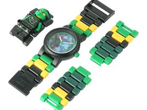 Build your very own Lego Ninjago Movie kids watch with this $16 kit