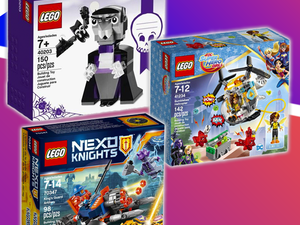 Save 50% off these mini Lego sets at Barnes & Noble