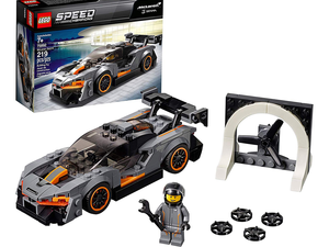 Build your own McLaren Senna with this discounted Lego Speed Champions set