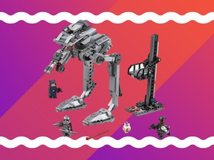 Let the force in with this $32 Lego Star Wars First Order
