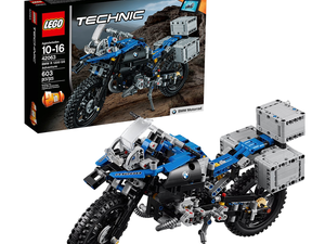 Build a bike with the $50 Lego Technic BMW R 1200 GS Adventure set