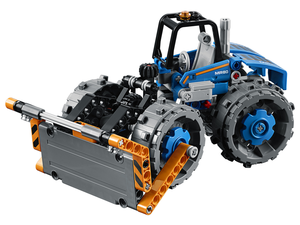 The Lego Technic Dozer Compactor just had its price crushed to $16