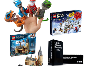 Take $5 off each $25 spent on Lego and other toys via Barnes & Noble today only