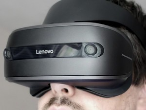 Explore brave new worlds with the $199 Lenovo mixed reality headset