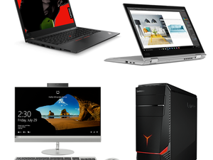 Lenovo's flash sale offers 15% off laptops, convertibles, towers and more