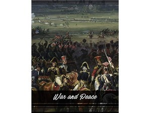 It's time to tackle Leo Tolstoy's 'War and Peace' since the Kindle version is free