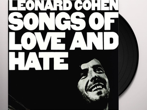 Pick up Leonard Cohen's