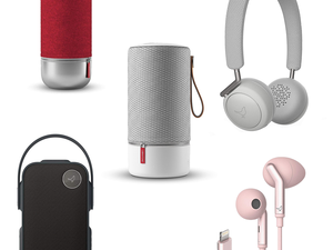 Jam to your favourite tunes on discounted Libratone speakers and headphones