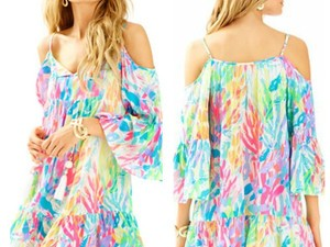 Get up to 50% off Lilly Pulitzer clothing right now at Amazon