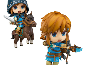 This Link action figure from Legend of Zelda: Breath of the Wild is down to $36
