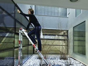The $179 Little Giant Velocity 22-foot ladder has 33 unique configurations to make any job easier