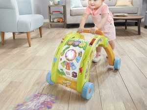 This $20 Little Tikes 3-in-1 activity walker will keep your kiddo busy