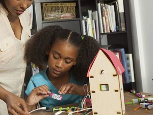 Flex those STEM skills with the $80 littleBits Gizmos & Gadgets kit
