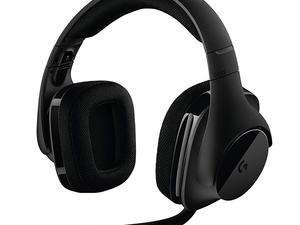 Slip on this wireless Logitech G533 Gaming Headset for its lowest price yet