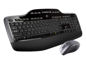 Get down to business with this $50 wireless Logitech keyboard and mouse bundle