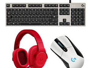 This Logitech sale has great PC gaming gear discounted today only