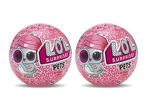 Score two of the new L.O.L. Surprise! Pets for only $14 right now