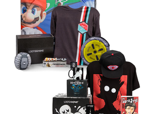 Celebrate with 20% off the Loot Crate of your choice this week