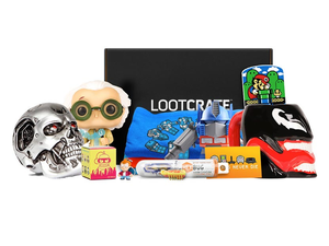 Save up to 30% on Loot Crate boxes and subscriptions this weekend