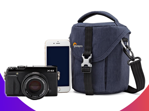 Sling Lowepro's Scout SH 100 bag for mirrorless cameras over your shoulder for just $8