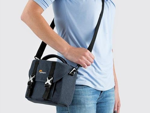 Bring your camera to your next shoot safely with a Lowepro Scout Camera Bag from $10