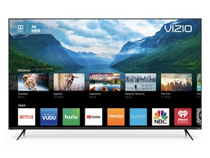 Vizio's M series 55-inch 4K smart TV is on sale for $440 refurbished