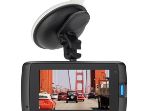 Capture your drive on film with the $85 Magellan 1080P HD Dash Camera