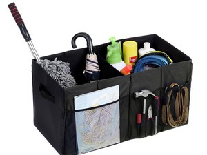 Corral the junk in your trunk with this $9 MaidMAX trunk organizer