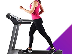 Get the Marcy Folding Treadmill for its lowest price ever