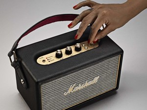 Get Marshall's signature look in a Bluetooth speaker for $250 today only