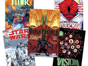 Return to Wakanda for $1 in this digital Marvel Featured Collections sale at Amazon