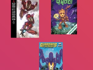 Comics are just $1 during the Marvel First Issues Sale at Comixology