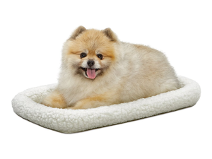 This 22-inch MidWest Deluxe Bolster Pet Bed is down to $5 today