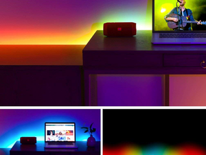 Transform any room with this app-enabled LED light strip on sale for $15