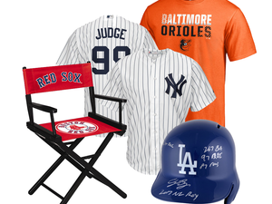 Save on your favorite Baseball team's jerseys and more with 25% off all orders at MLB Shop