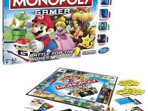 Get the Hasbro Monopoly Gamer for just $13
