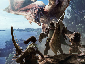 Pick up Monster Hunter World for only $45 on PlayStation 4 or Xbox One